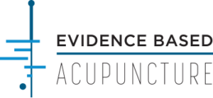 Evidenced Based Acupuncture logo