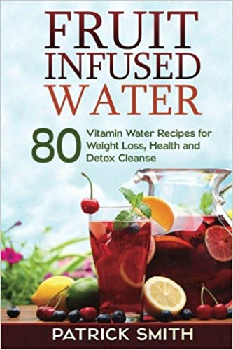 Fruit Infused Water book cover