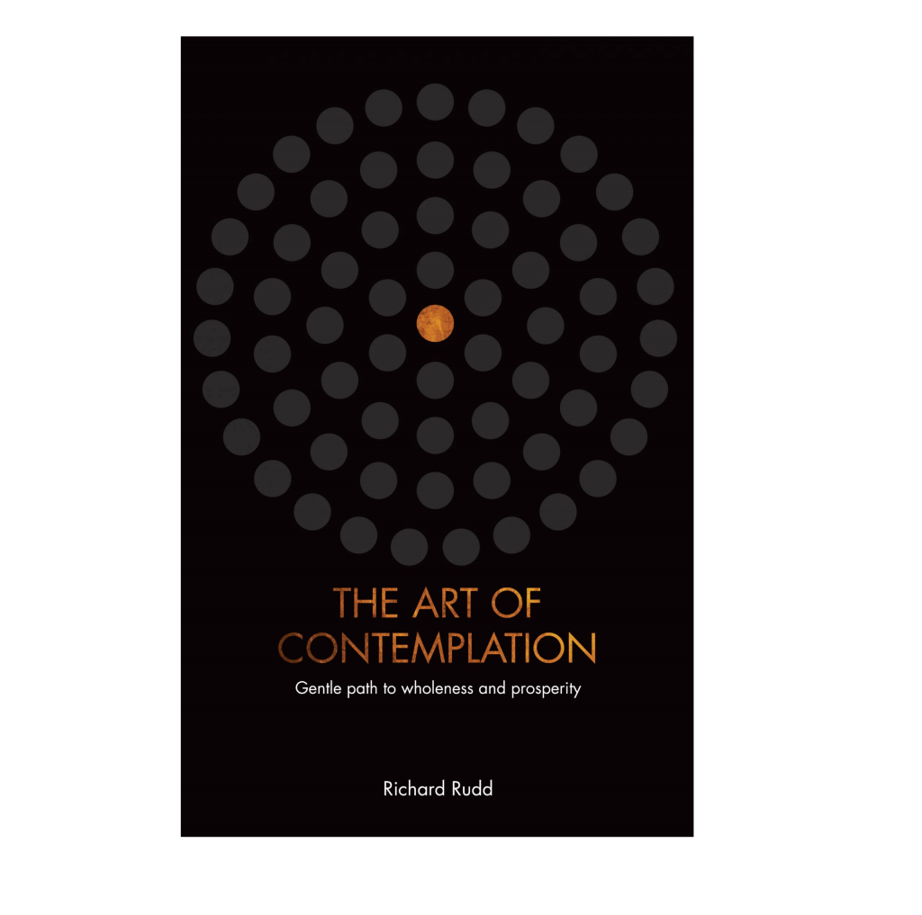 Book on Contemplation, helpful ideas for surviving the Covid 19 lockdown