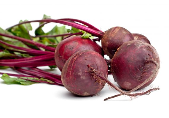Supporting your blood with beetroot