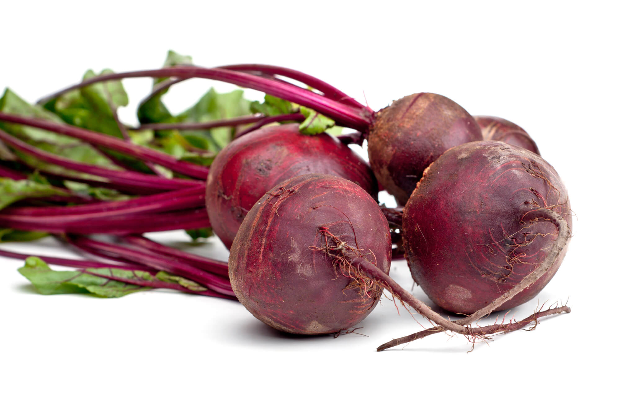 Supporting g your blood with beetroot